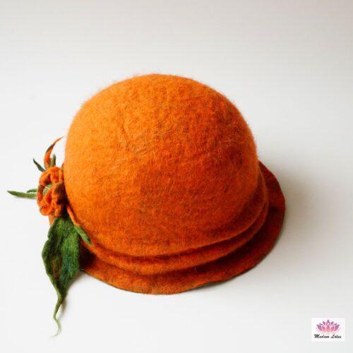 Paris keçe şapka